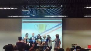 Les gagnantes du Schuman de Bronze